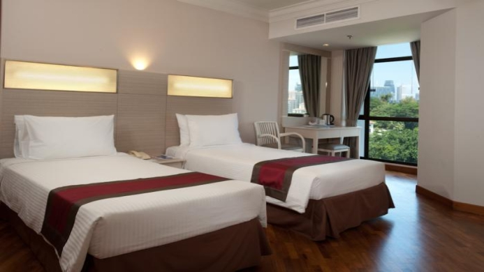 View of YWCA Fort Canning Lodge Singapore - Muslim Friendly Travel in Singapore