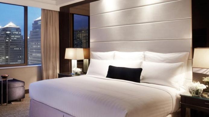 View of Singapore Marriott Hotel - Muslim Friendly Travel in Singapore