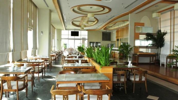 View of Asia Airport Hotel Bangkok - Muslim Friendly Travel in Bangkok