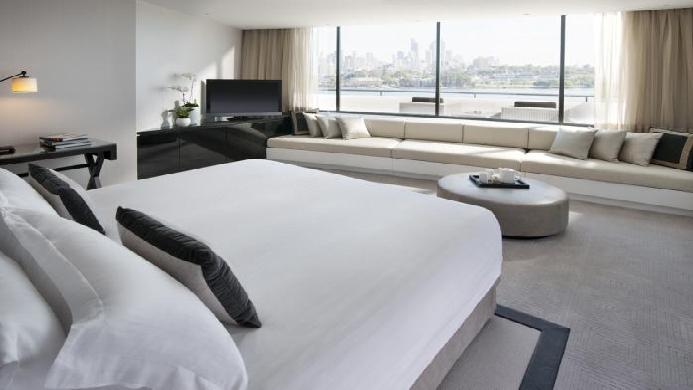 View of Crown Metropol Perth Hotel - Muslim Friendly Travel in Perth