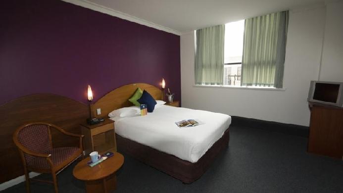 View of Hotel Ibis Perth - Muslim Friendly Travel in Perth