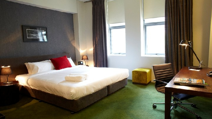 View of Pensione Hotel Perth by 8Hotels - Muslim Friendly Travel in Perth
