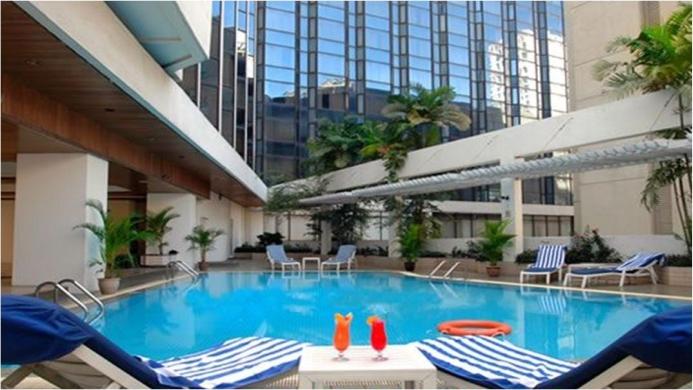View of Melia Kuala Lumpur Hotel - Muslim Friendly Travel in Kuala Lumpur