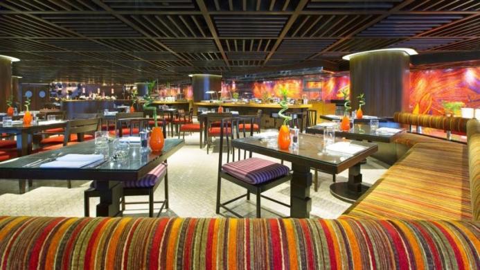 View of Sheraton Imperial Kuala Lumpur Hotel - Muslim Friendly Travel in Kuala Lumpur