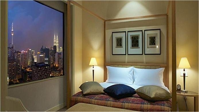 View of The Royale Bintang Hotel Kuala Lumpur - Muslim Friendly Travel in Kuala Lumpur