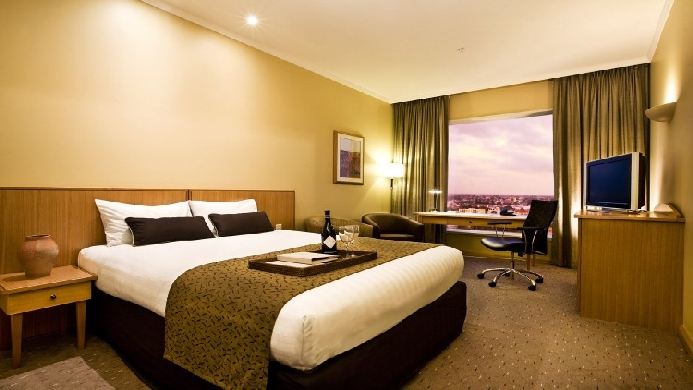 View of Rydges Hotel Perth - Muslim Friendly Travel in Perth