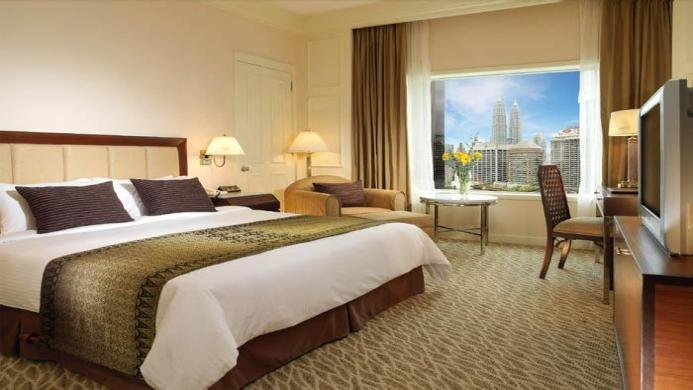View of Istana Hotel Kuala Lumpur - Muslim Friendly Travel in Kuala Lumpur