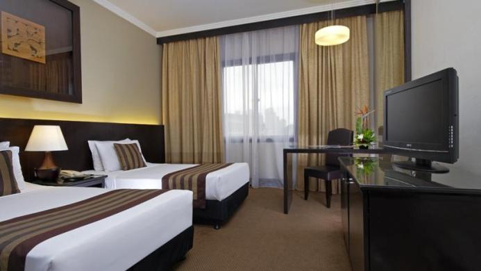 View of Ancasa Hotel & Spa Kuala Lumpur - Muslim Friendly Travel in Kuala Lumpur