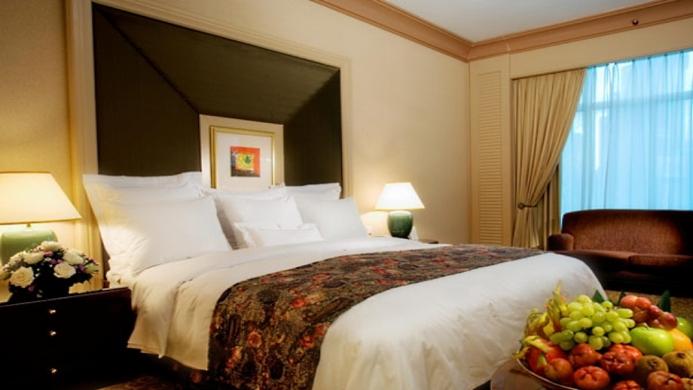 View of JW Marriott Hotel Kuala Lumpur - Muslim Friendly Travel in Kuala Lumpur