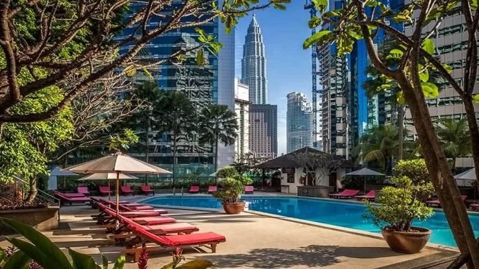 View of Crowne Plaza Mutiara Kuala Lumpur Hotel - Muslim Friendly Travel in Kuala Lumpur