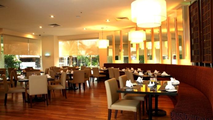 View of Seri Pacific Hotel Kuala Lumpur - Muslim Friendly Travel in Kuala Lumpur