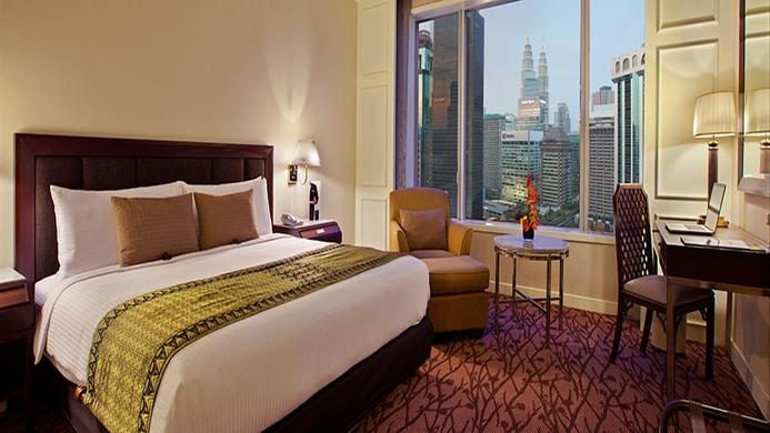 View of Quality Hotel City Centre Kuala Lumpur - Muslim Friendly Travel in Kuala Lumpur