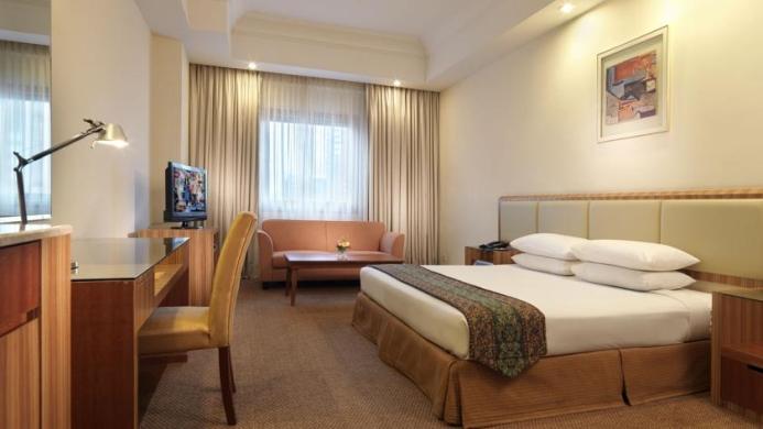 View of Sunway Putra Hotel Kuala Lumpur - Muslim Friendly Travel in Kuala Lumpur