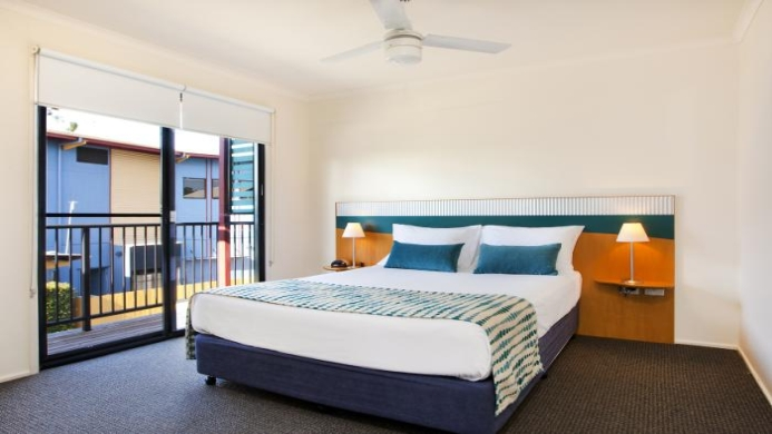 View of Australis Noosa Lakes Apartments Sunshine Coast - Muslim Friendly Travel in Sunshine Coast