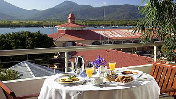 View of Pullman Reef Hotel Cairns - Muslim Friendly Travel in Cairns