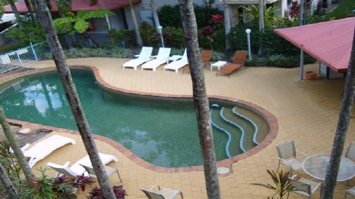 View of Cairns Reef Apartments & Motel - Muslim Friendly Travel in Cairns