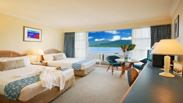 View of Holiday Inn Cairns - Muslim Friendly Travel in Cairns