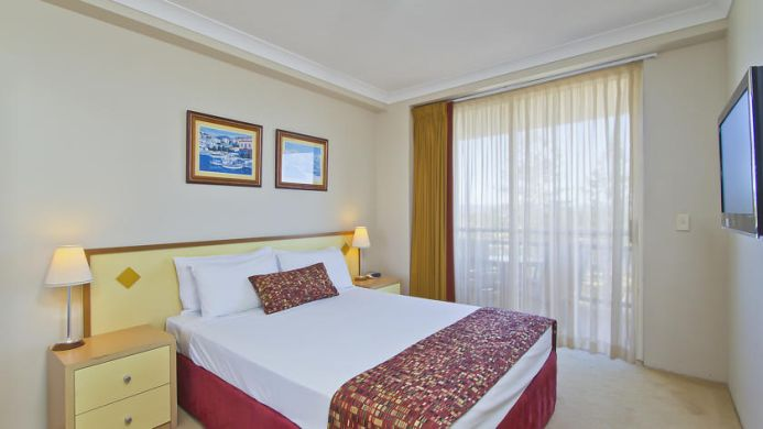 View of Palazzo Colonnades Gold Coast - Muslim Friendly Travel in Gold Coast