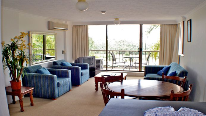 View of Anacapri Apartments Gold Coast - Muslim Friendly Travel in Gold Coast