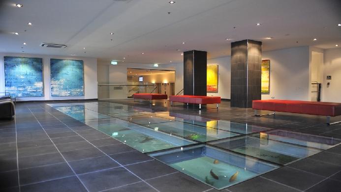 View of The Sebel Surry Hills Hotel Sydney - Muslim Friendly Travel in Sydney