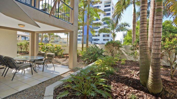 View of Beachside Mooloolaba Apartments Sunshine Coast - Muslim Friendly Travel in Sunshine Coast