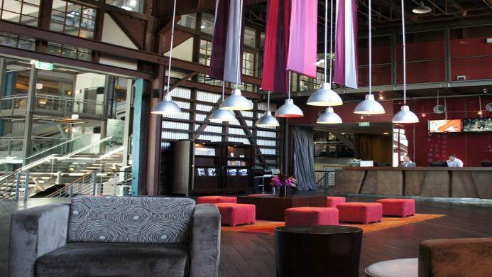 View of Blue Sydney A Taj Hotel - Muslim Friendly Travel in Sydney