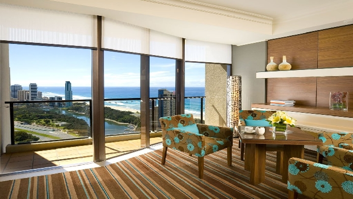 View of Marriott Surfers Paradise Resort & Spa - Muslim Friendly Travel in Gold Coast