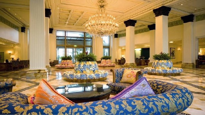 View of Palazzo Versace Hotel Gold Coast - Muslim Friendly Travel in Gold Coast