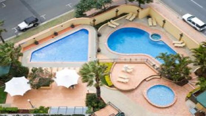View of BreakFree Peninsula Gold Coast - Muslim Friendly Travel in Gold Coast