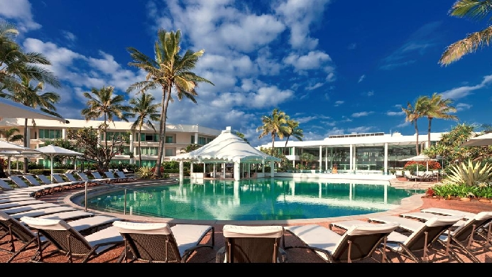 View of Sheraton Mirage Resort & Spa Gold Coast - Muslim Friendly Travel in Gold Coast