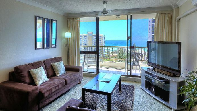 View of Aristocrat Holiday Apartments Gold Coast - Muslim Friendly Travel in Gold Coast