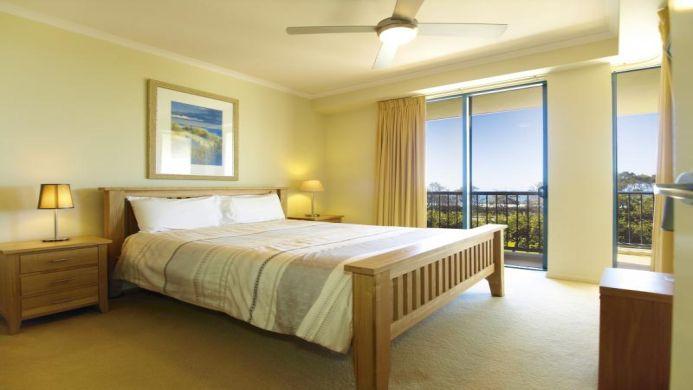 View of Oaks Seaforth Resort Sunshine Coast - Muslim Friendly Travel in Sunshine Coast
