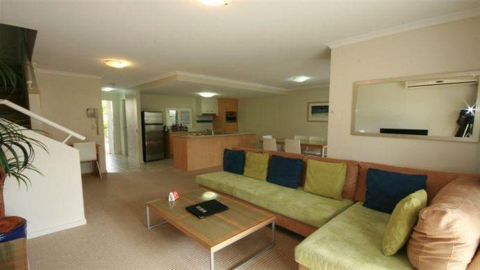 View of Ivory Palms Resort Noosaville - Muslim Friendly Travel in Sunshine Coast