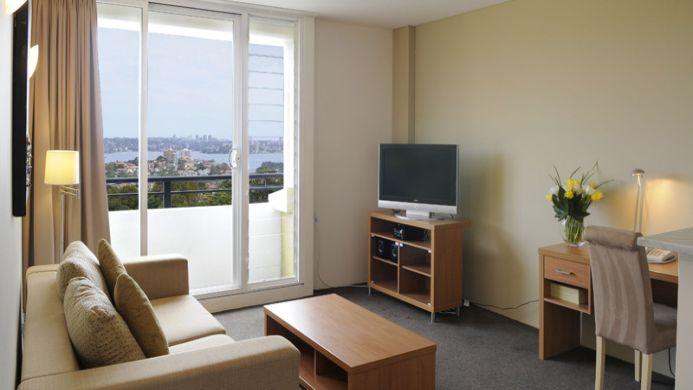 View of Park Regis Concierge Apartments Sydney - Muslim Friendly Travel in Sydney