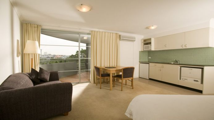 View of Napoleon On Kent Apartments Sydney - Muslim Friendly Travel in Sydney