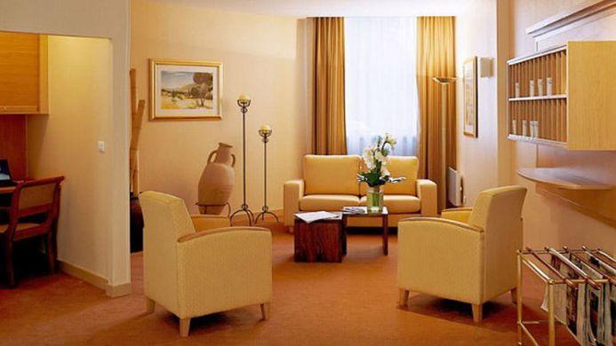 View of Citadines Part-Dieu Lyon Hotel - Muslim Friendly Travel in Lyon