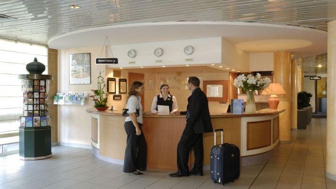 View of Alliance Hotel Lyon Villeurbanne - Muslim Friendly Travel in Lyon