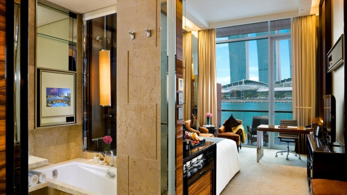 View of Fullerton Hotel Singapore (The) - Muslim Friendly Travel in Singapore