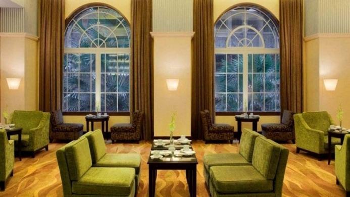 View of Radisson Blu Plaza Hotel Sydney - Muslim Friendly Travel in Sydney