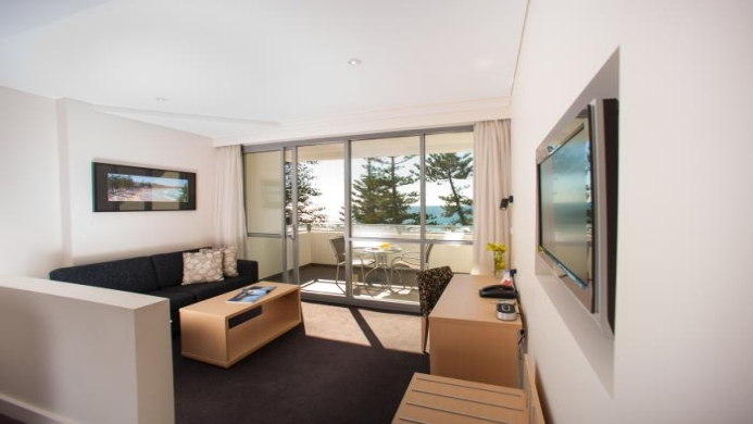 View of The Sebel Manly Beach Sydney Hotel - Muslim Friendly Travel in Sydney