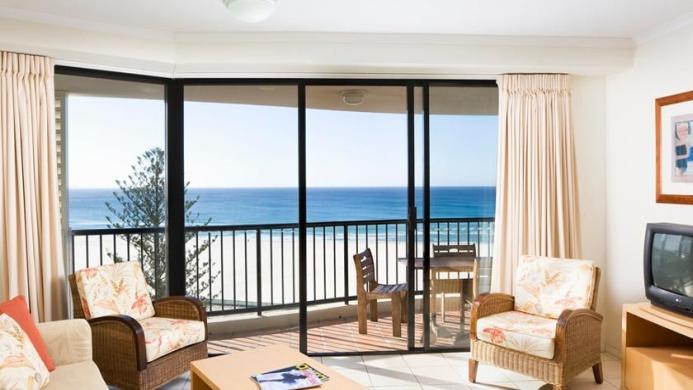 View of Mantra Coolangatta Beach - Muslim Friendly Travel in Gold Coast