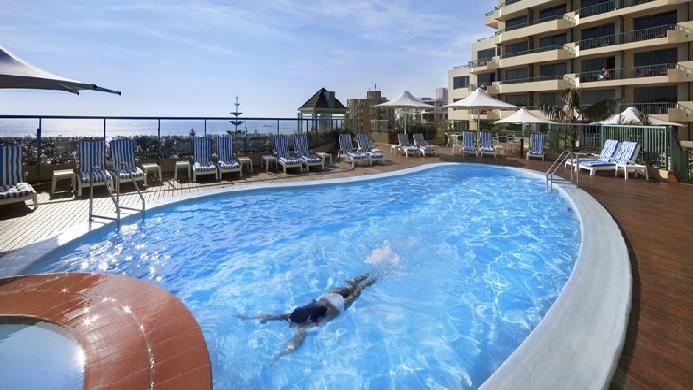 View of Crowne Plaza Hotel Coogee Beach-Sydney - Muslim Friendly Travel in Sydney