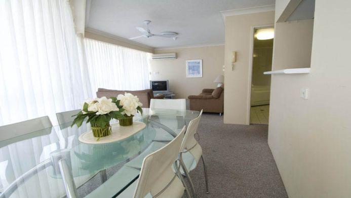 View of Atrium Resort Apartments Gold Coast - Muslim Friendly Travel in Gold Coast
