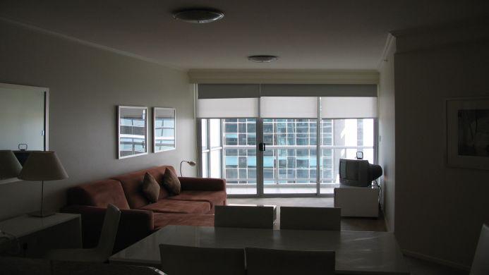 View of Oaks Maestri Towers Sydney - Muslim Friendly Travel in Sydney