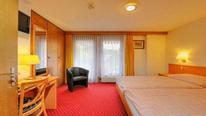View of Rossli Hotel Interlaken - Muslim Friendly Travel in Interlaken