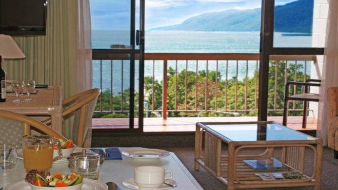 View of Cairns Plaza Hotel - Muslim Friendly Travel in Cairns
