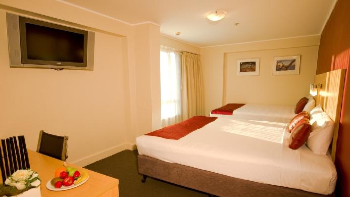 View of Ibis Hotel World Square Sydney - Muslim Friendly Travel in Sydney