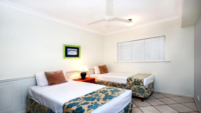 View of City Terraces Holiday Apartments Cairns - Muslim Friendly Travel in Cairns
