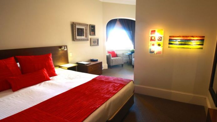 View of Manor House Boutique Hotel Sydney - Muslim Friendly Travel in Sydney