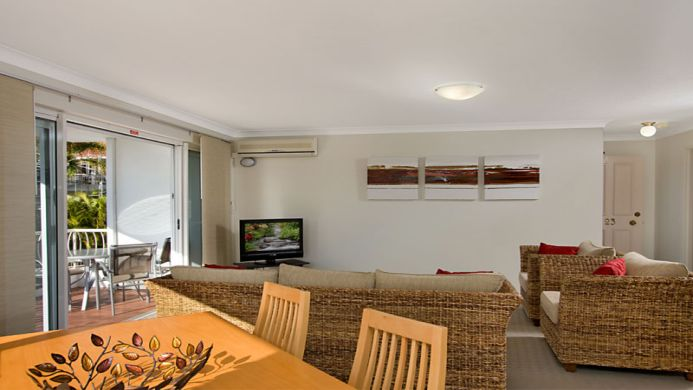 View of Burleigh On The Beach Apartments - Muslim Friendly Travel in Gold Coast